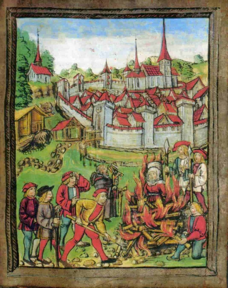 Event: Lecture Witch-hunts in Brabant, November 13 8 pm Prinsenhof Best