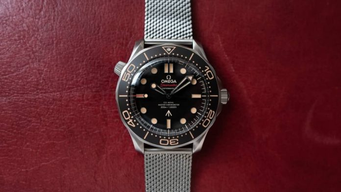 Armand-Nicolet-South-Africa-Swiss-Watches-Italian-Design-James Bond-No Time To Die-Omega Seamaster 300