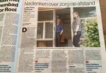 WIlma Vervoort-Tekstschrijver-Content Schrijven-Eindhovens Dagblad-Bijna Thuis Huizen