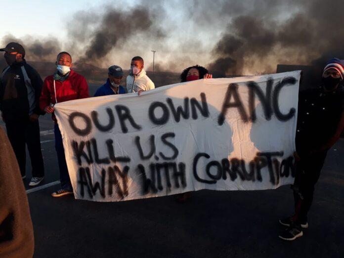 wilma vervoort - tekstschrijver - content schrijven - Corruptie Zuid-Afrika door het dak